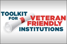Toolkit for Veteran Friendly Institutions